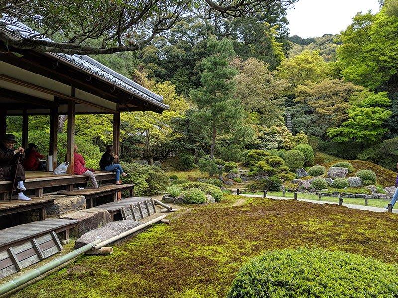 Templo-Shoren--Viaje-Creciendo-con-Japón