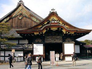 Edificio principal castillo de Nijo