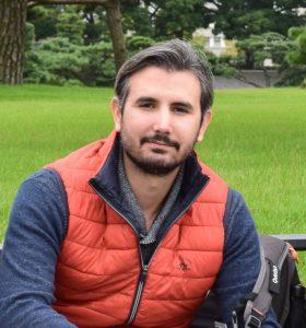Marcos Descubriendo Japón