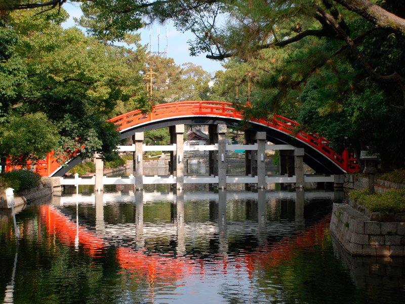 Sumiyoshi-Taisha-puente