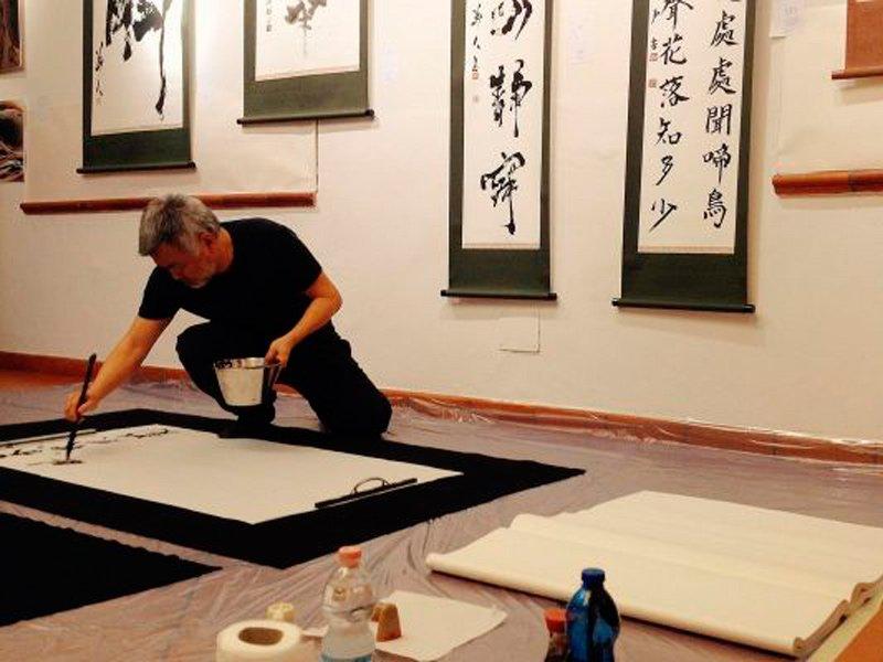 Maestro Shodo - Caligrafia japoensa