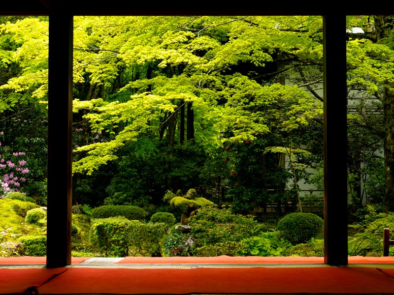 Vista Jardines Sanzen-in