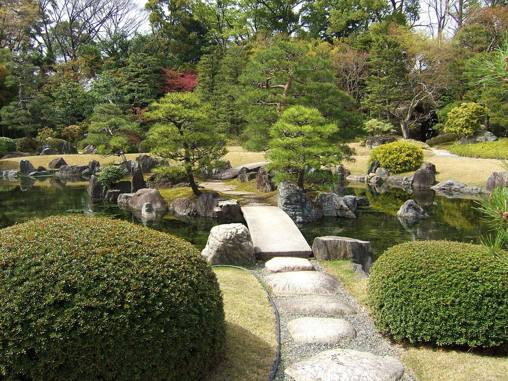 Los jardines en Japón