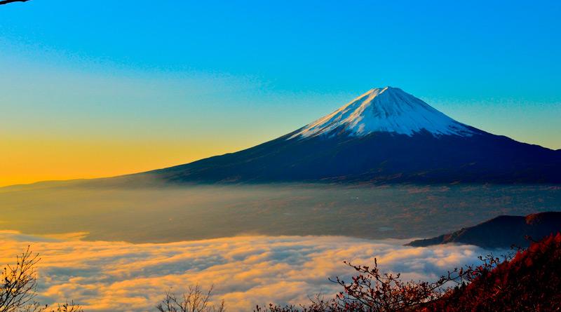 Monte Fuji Viaje Agosto Japon