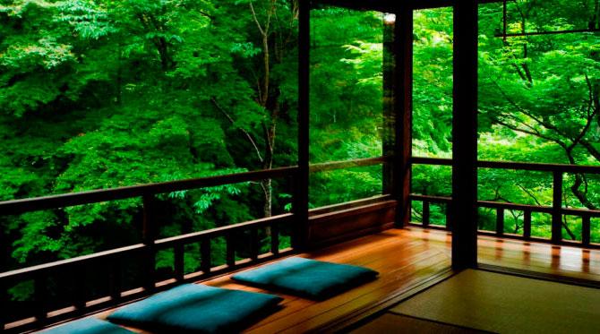 Balcon Jardin Japones