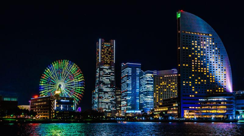Bahia de Yokohama