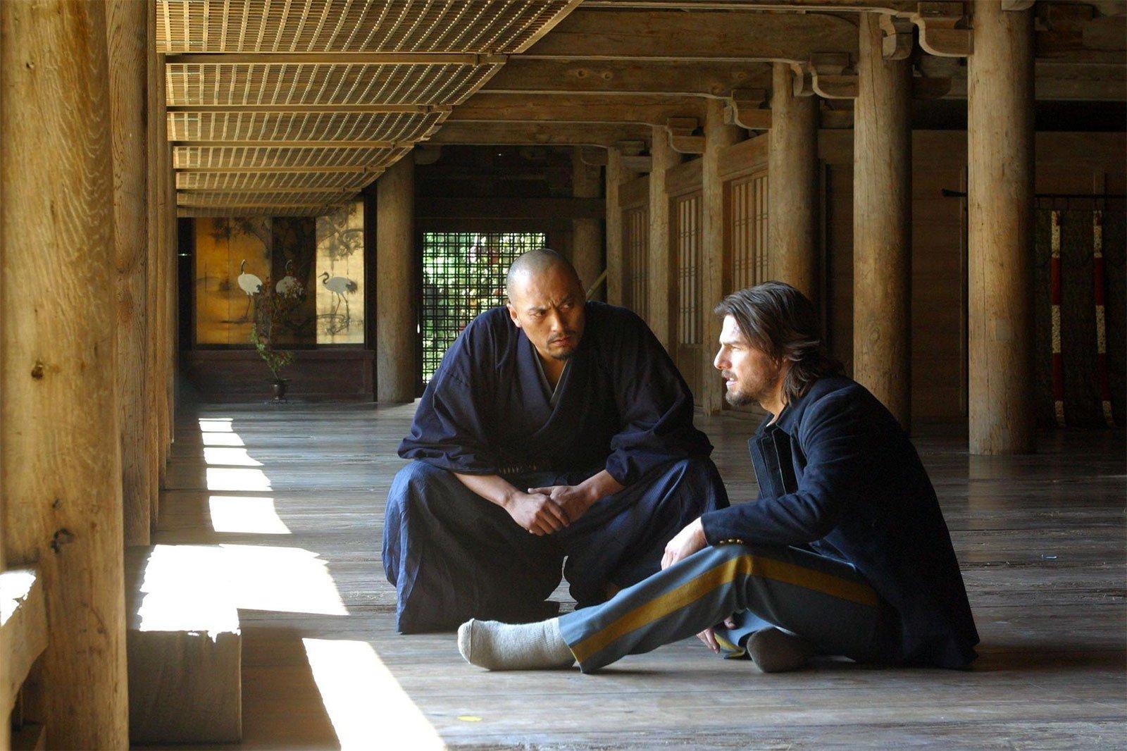 Tom Cruise en Engyō-ji