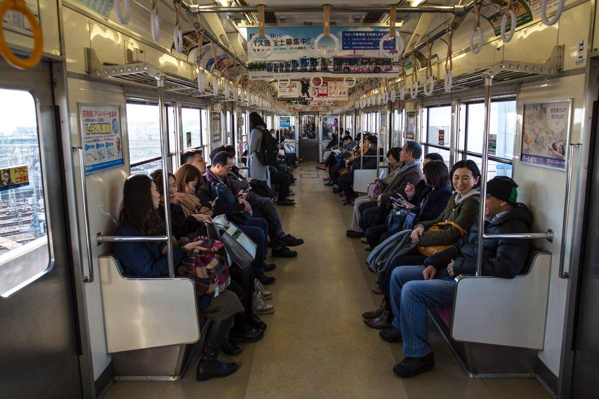 Viaje exprés a Osaka