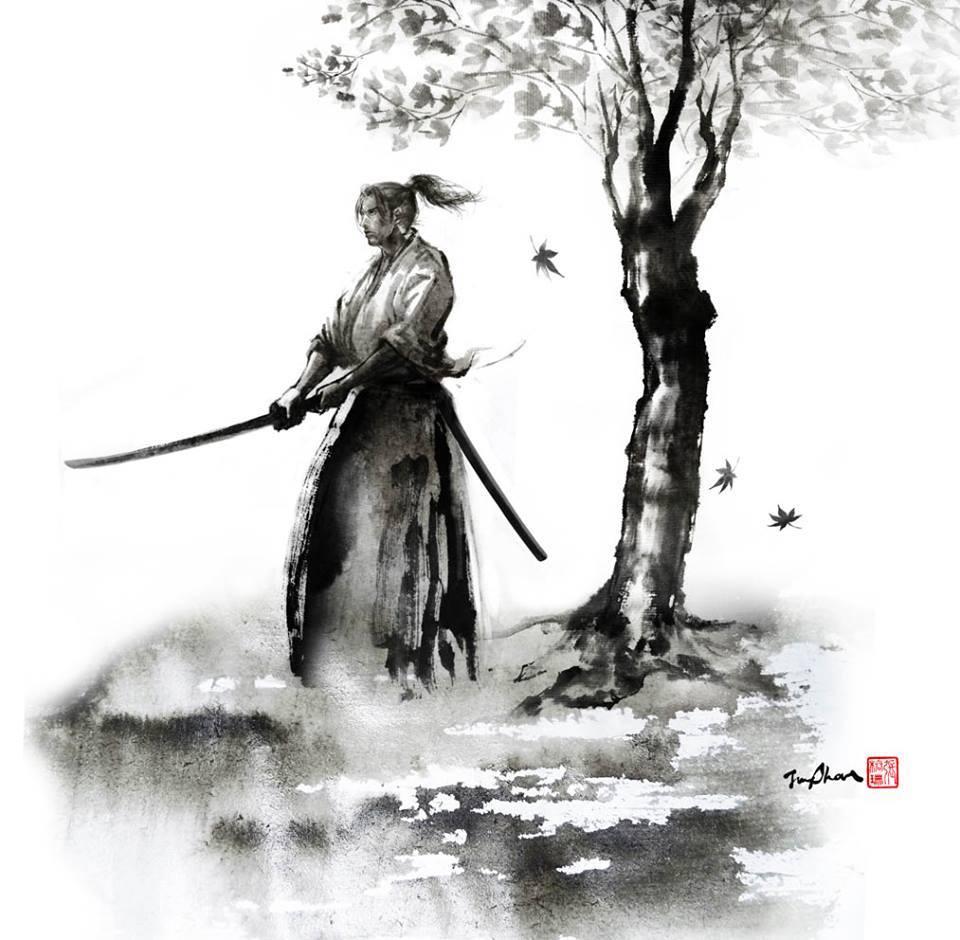 Samurái código Bushido