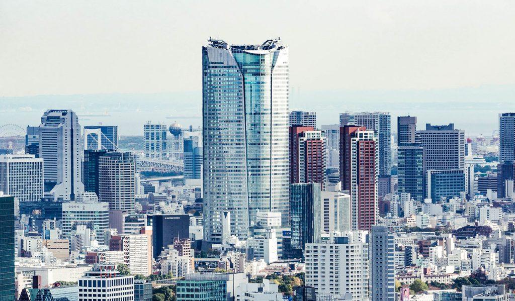 Shinkuju y las impresionantes vistas de Tokio
