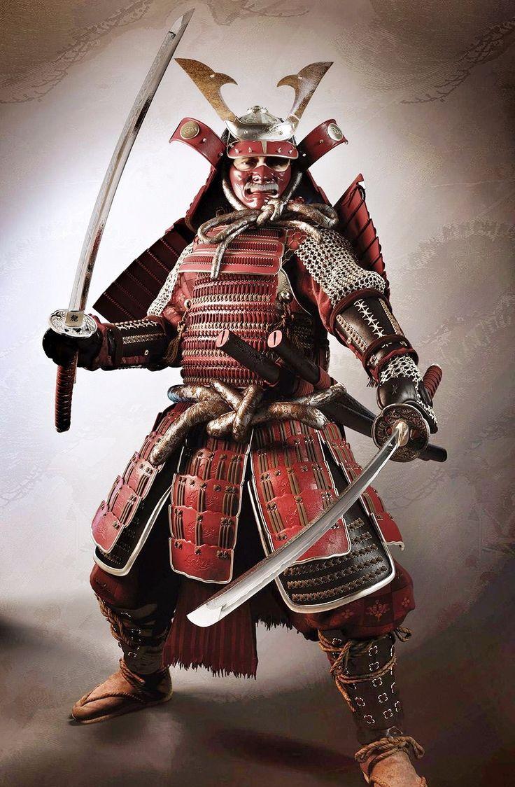 Traje de samurái