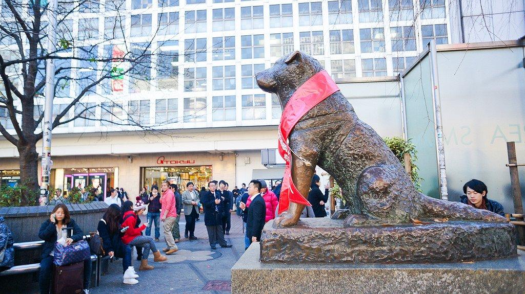 Plaza de Hachiko