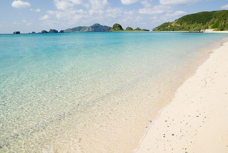 Playa Ama Beach, en Zamami