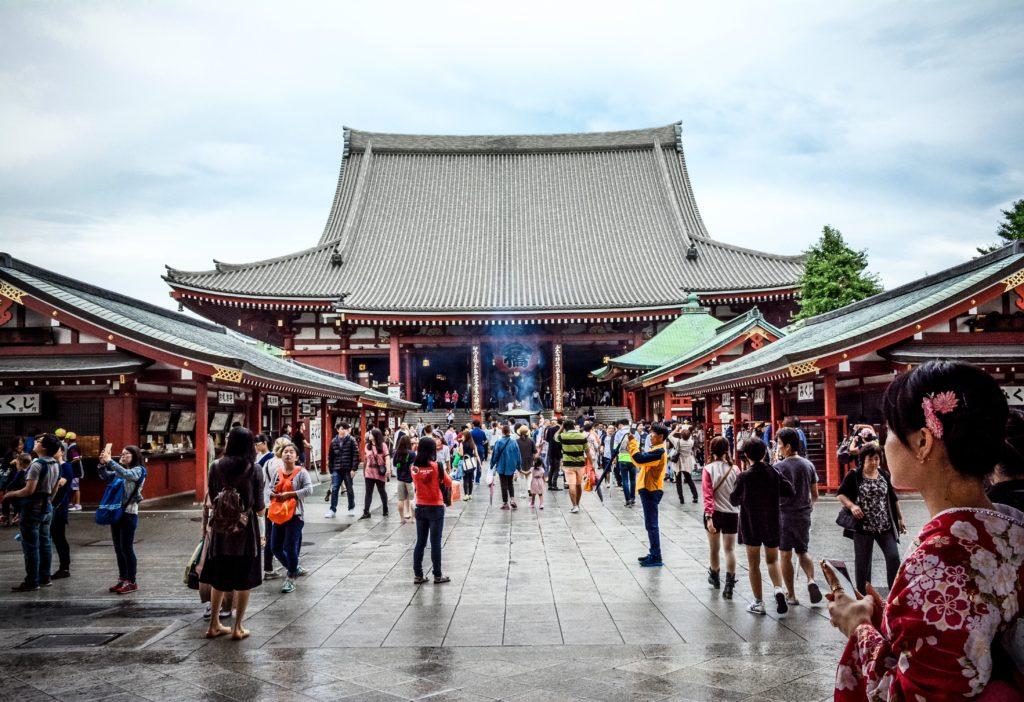 Asakusa y el templo Senso-ji