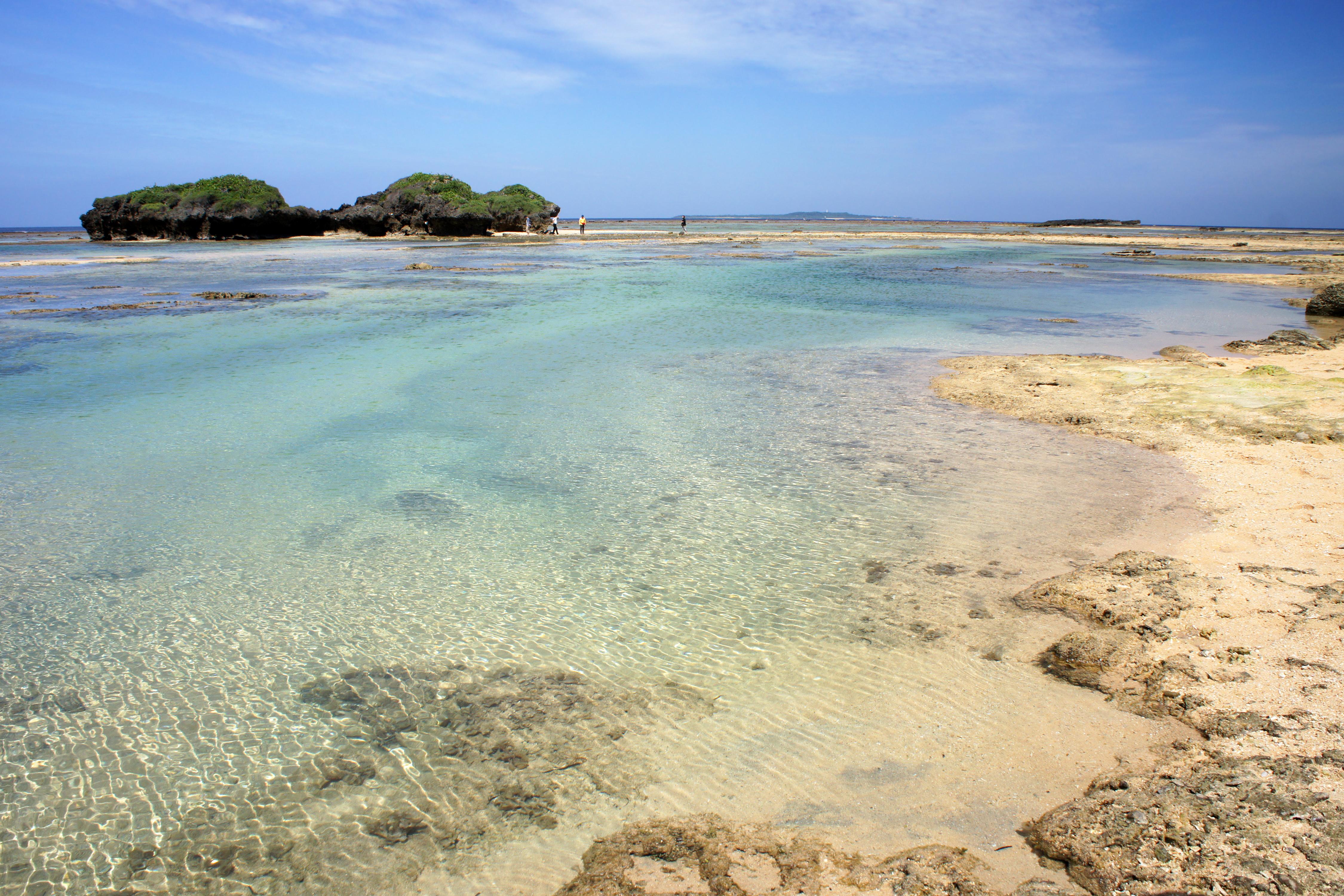 Playa estrellada Iriomote