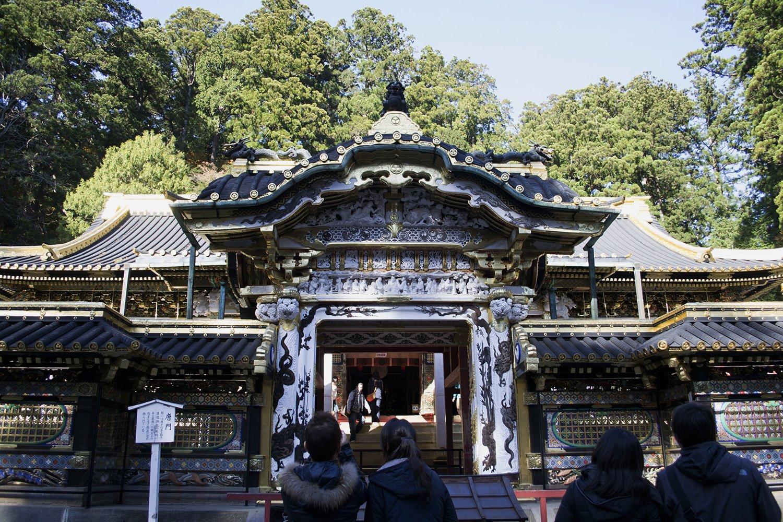 Tōshō-gū, en Nikko