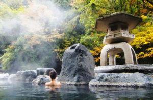 Onsen en Japon