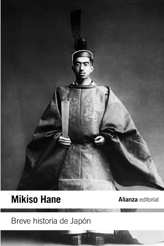 Libro breve historia de Japón