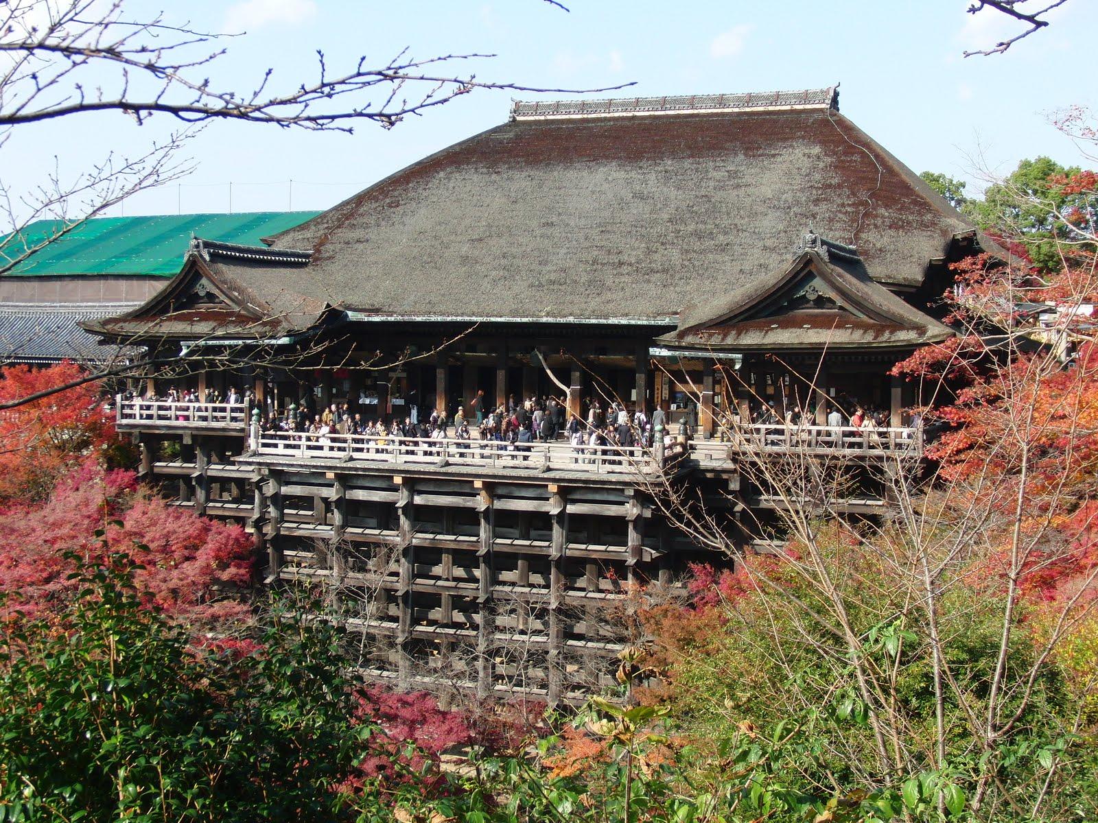 Balcon Kyomizu-dera