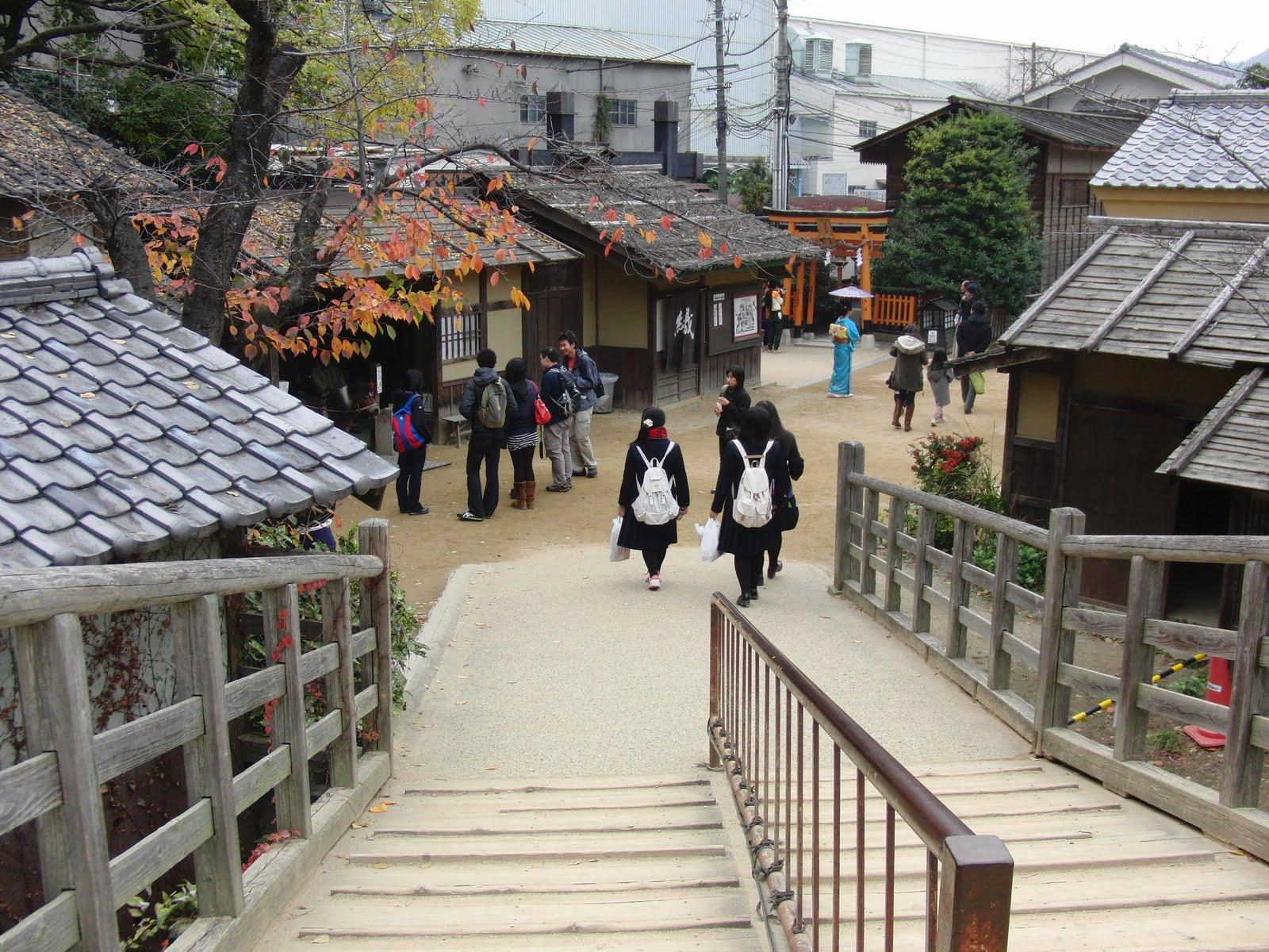 Estudios de cine de Kioto
