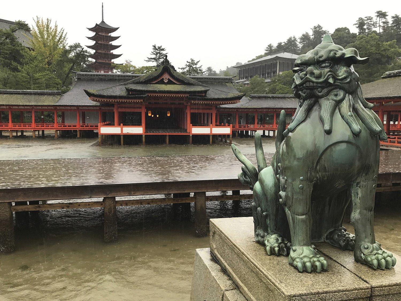 Santuario MIyajima