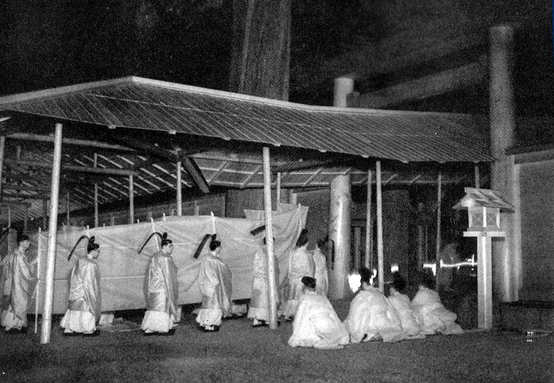 Santuario Ise Geku_1953