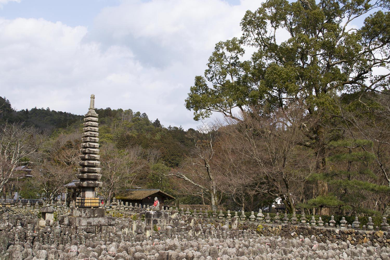 Adashino Nenbutsu-ji- Arashiyama