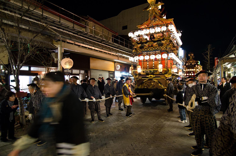 Festival de Takayama-Paul Robinson