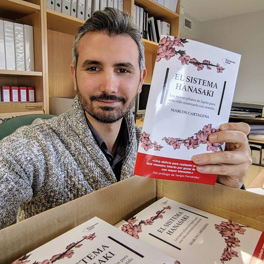 El libro El sistema Hanasaki
