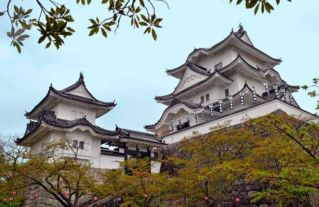Castillo de Iga- Viaje Japón Feudal