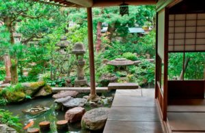 Jardin Casa Tradicional