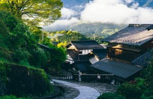 Nakasendo- Viaje Japón Feudal