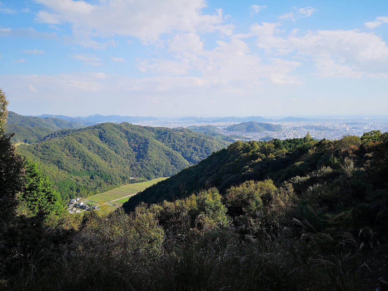Vistas desde el Monte Shosha
