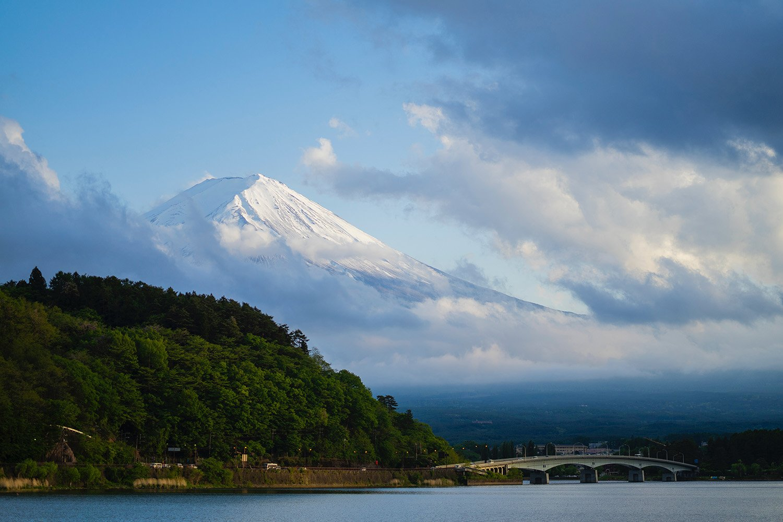 Fuji y Lago Kawaguchi