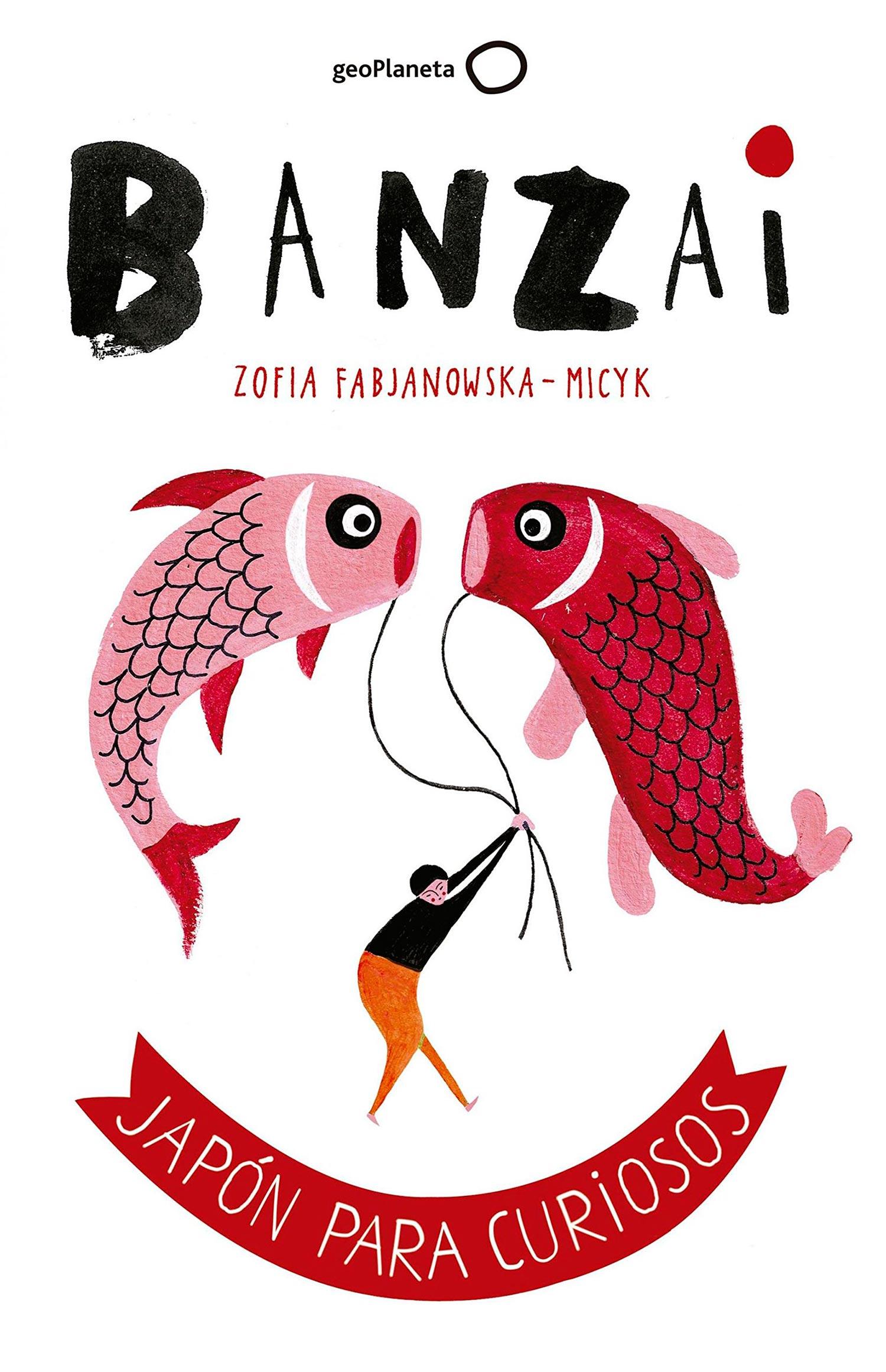 Portada libro Banzai