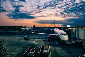 Día 1-Coger un avión
