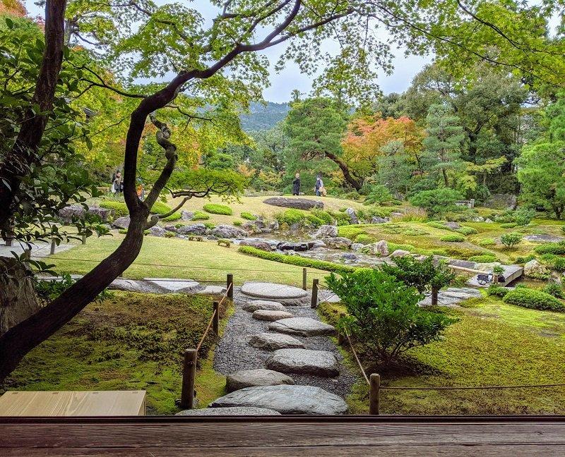Jardines Muri an, Kyoto
