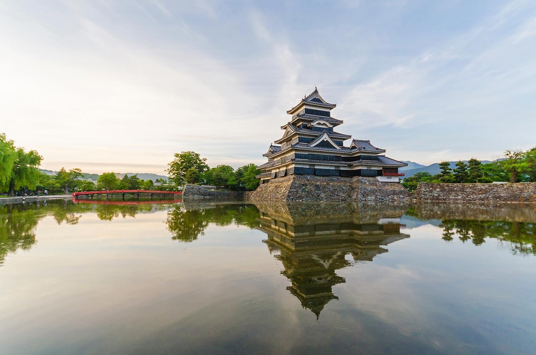 Castillo de Matsumoto-Viaje Japón Feudal