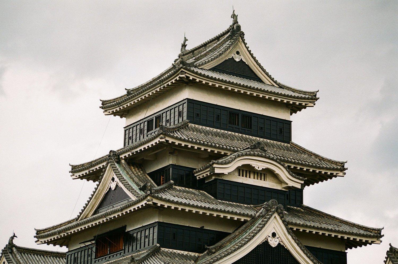 Torre del castillo de Matsumoto
