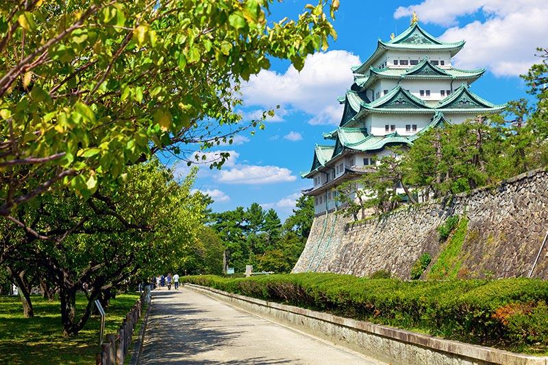 Castillo de Nagoya-Qué ver en Nagoya