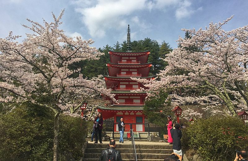 Chureito_Pagoda