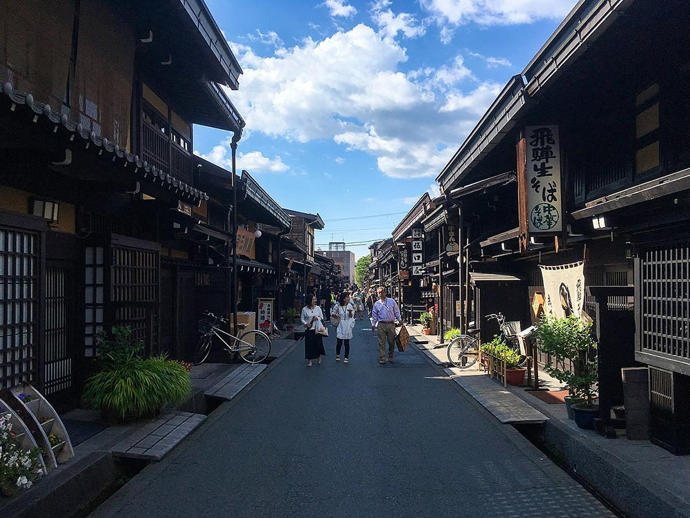 Sanmachi-Takayama