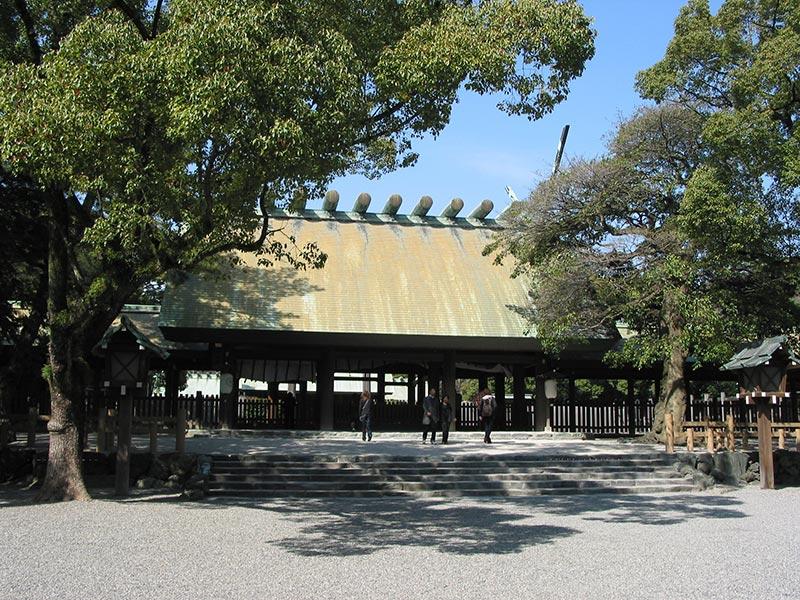 Santuario-Atsuta-Jingu