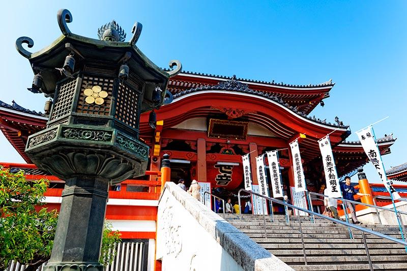 Templo Osu Kannon- Qué ver en Nagoya