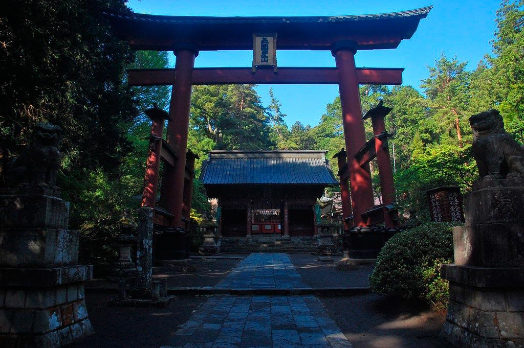 Torri-santuario-Fuji-Sengen