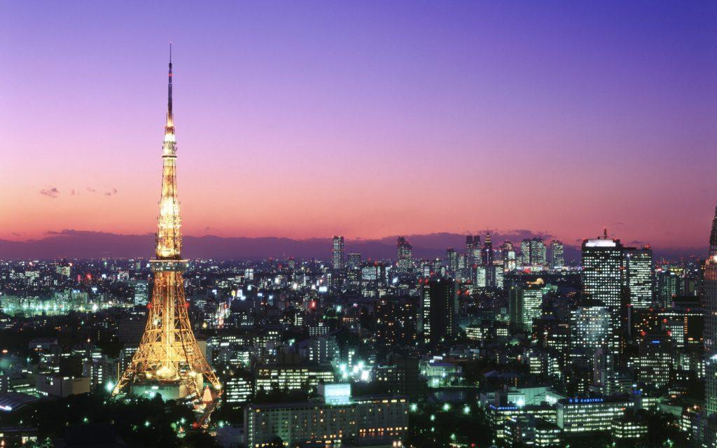 Tokyo Tower o Torre de Tokyo