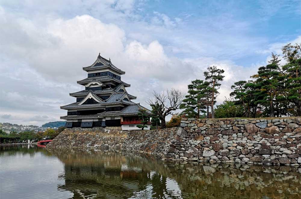 Castillos japoneses