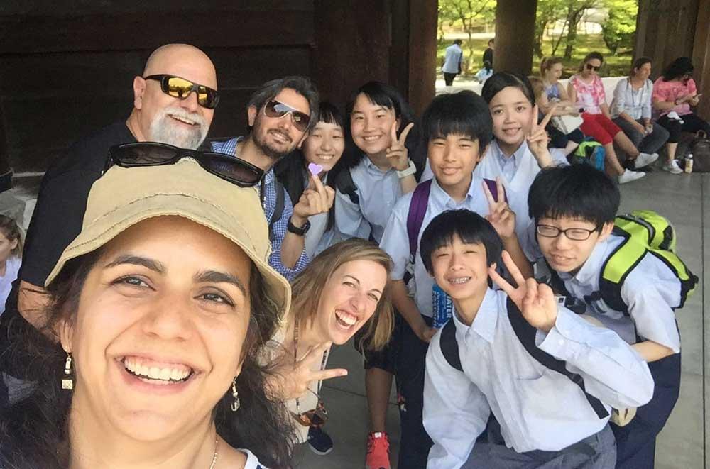 Grupo Creciendo con Japón