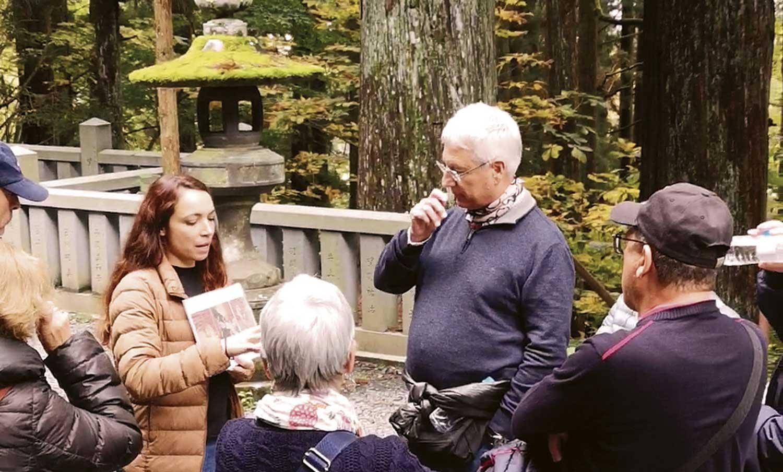 Viajes a Japón con guía