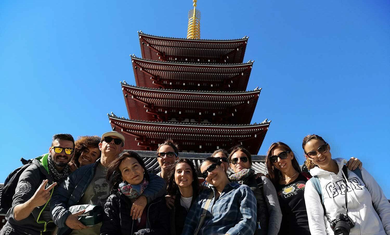Viajes a Japón grupos reducidos